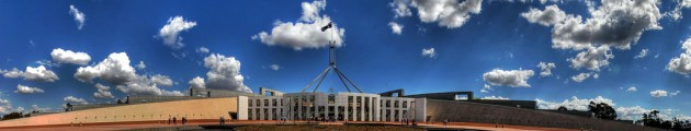 Parl house Canb 040715