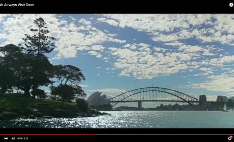 Come to Australia video